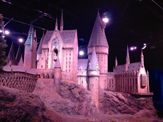 Harry Potter Studio Tour is wassup